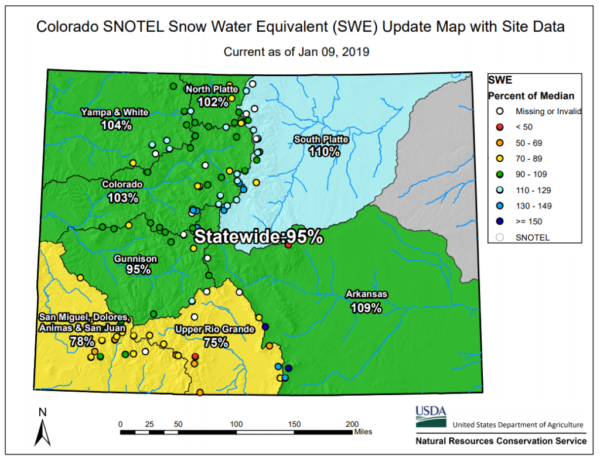 colorado snow pack Archives - Skyview Weather on