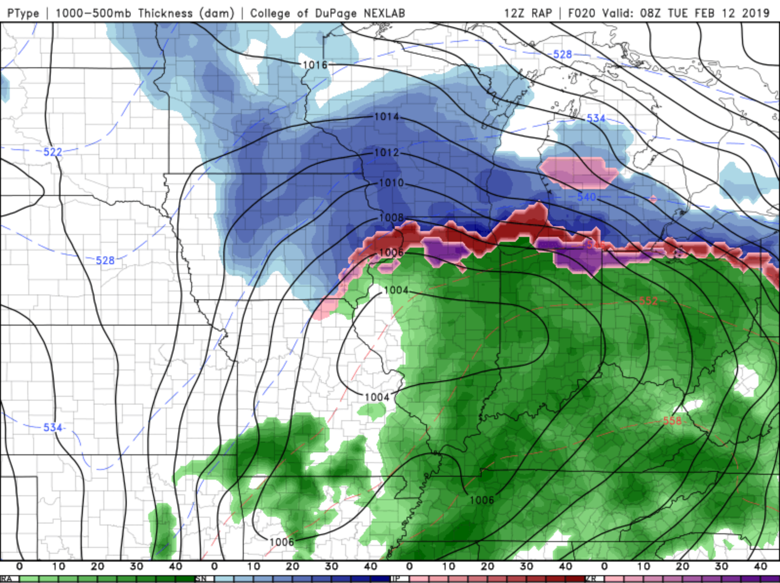 89d4ec94 More Snow for Minneapolis Tonight, but Latest Trends Shifting Storm Farther  East